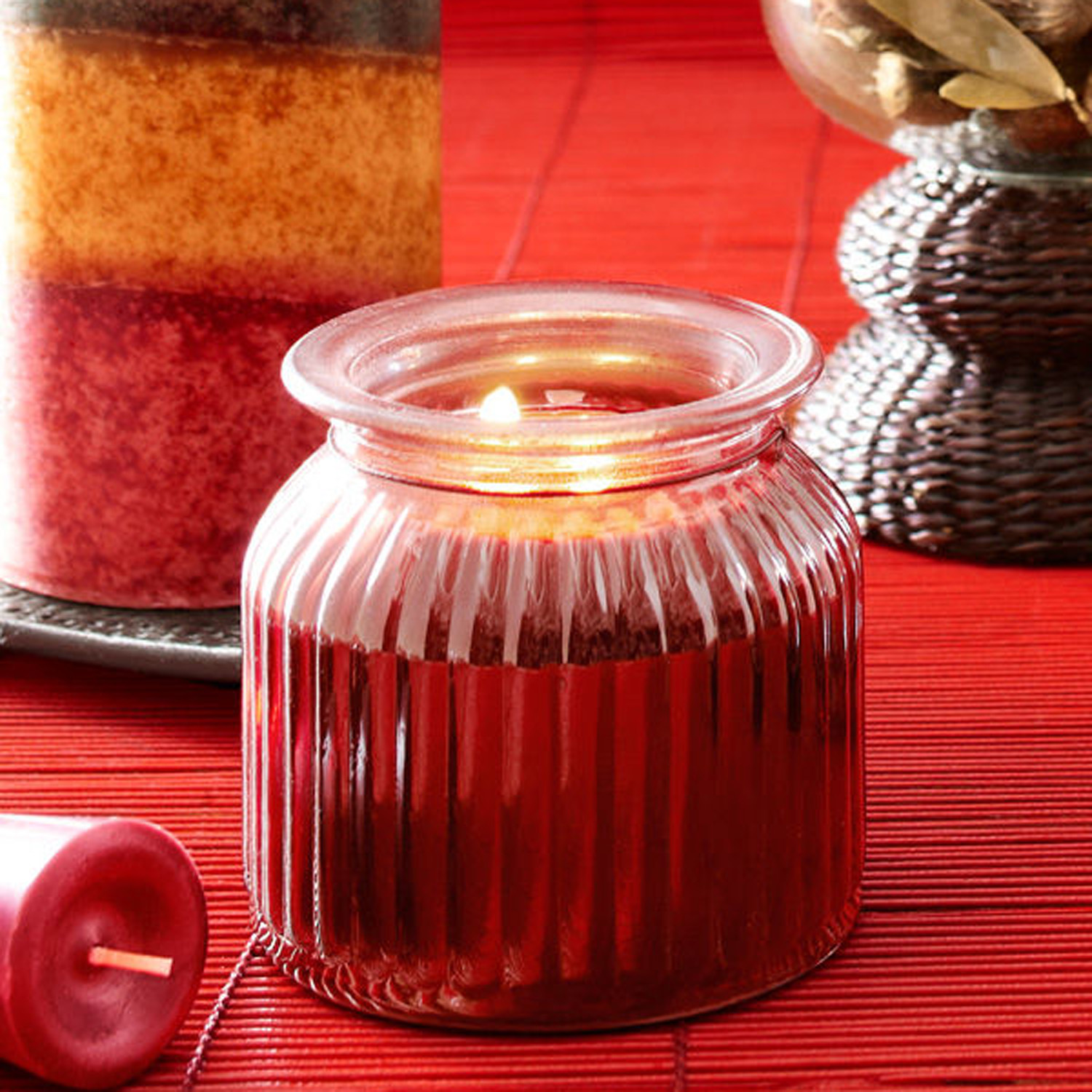 Asian Spice® Filled Candle