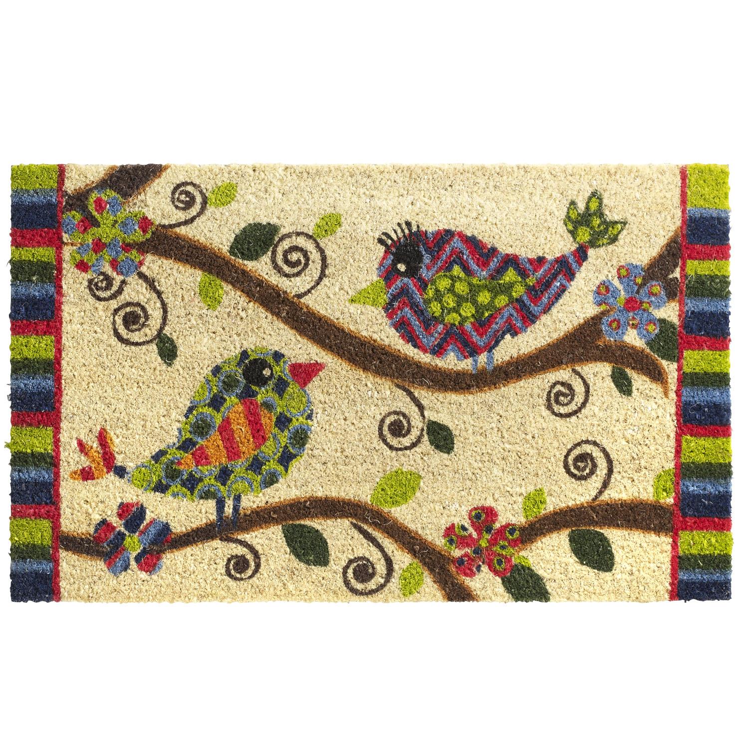 Love Birds Doormat