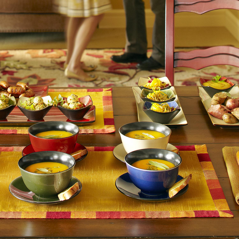 Stoneware Bowl Set