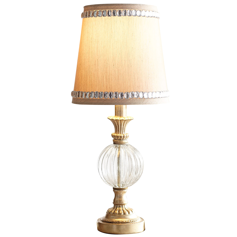 Glitz Boudoir Lamp