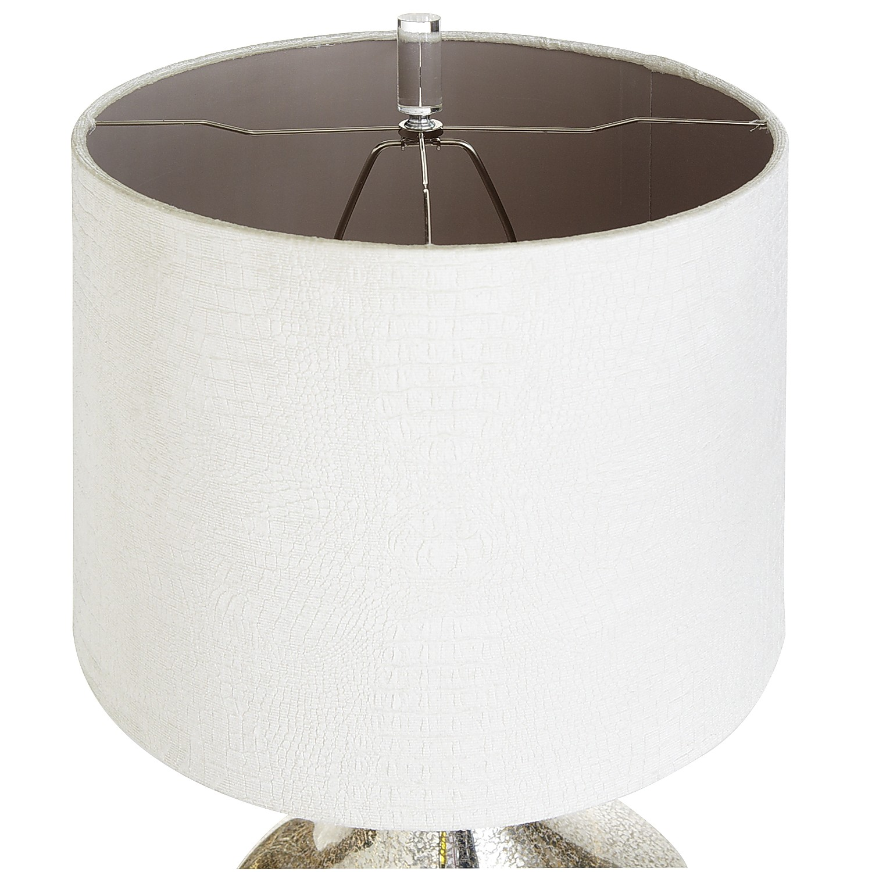 Grande Luxe Glass Lamp