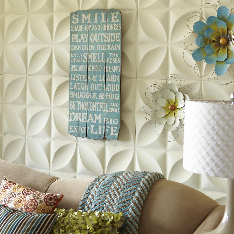 Happy Wall Decor