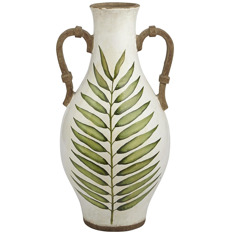 Palm Leaf Vase - Tall