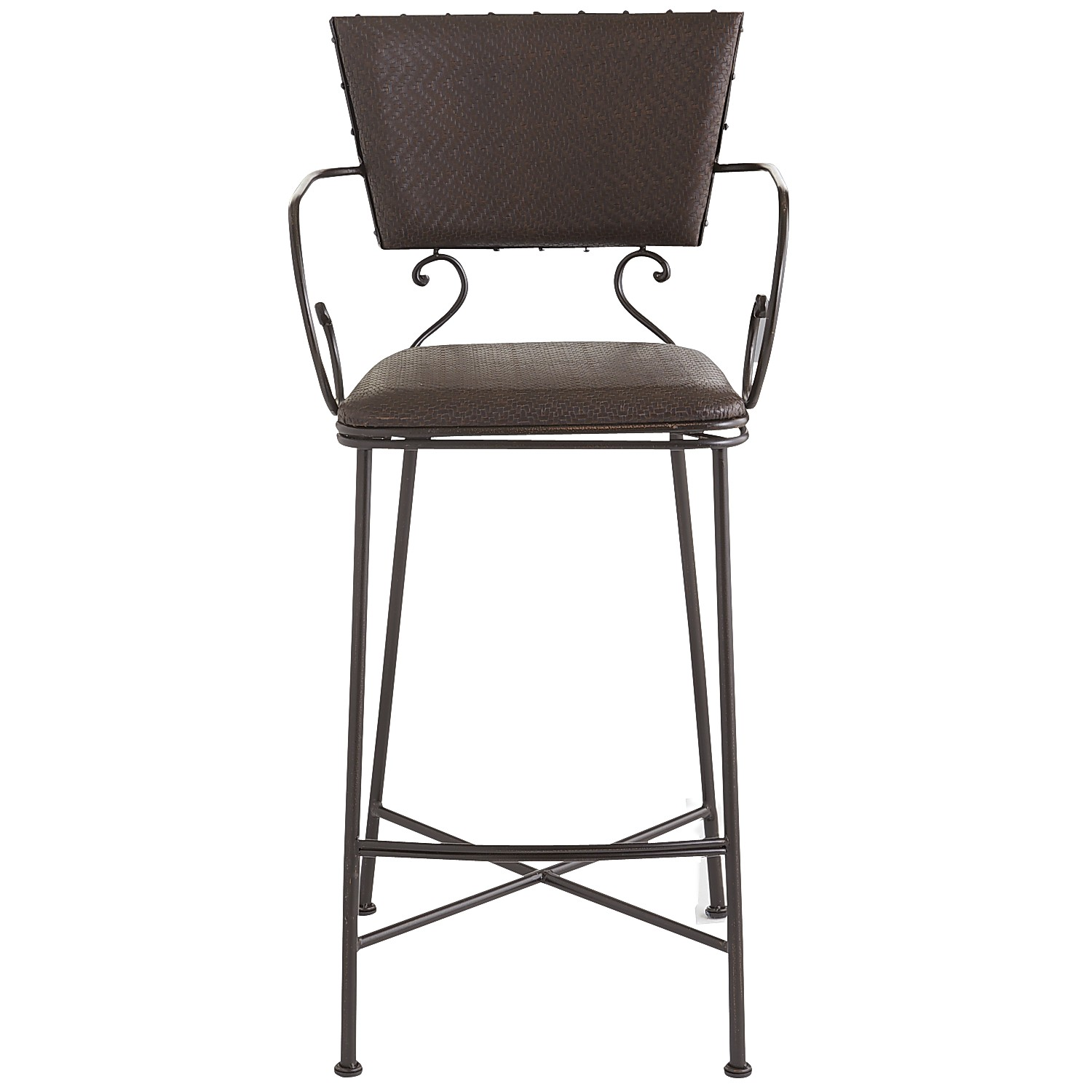 Chesington Bar Stool - Tech Brown