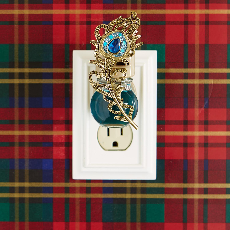 Peacock Electric Diffuser