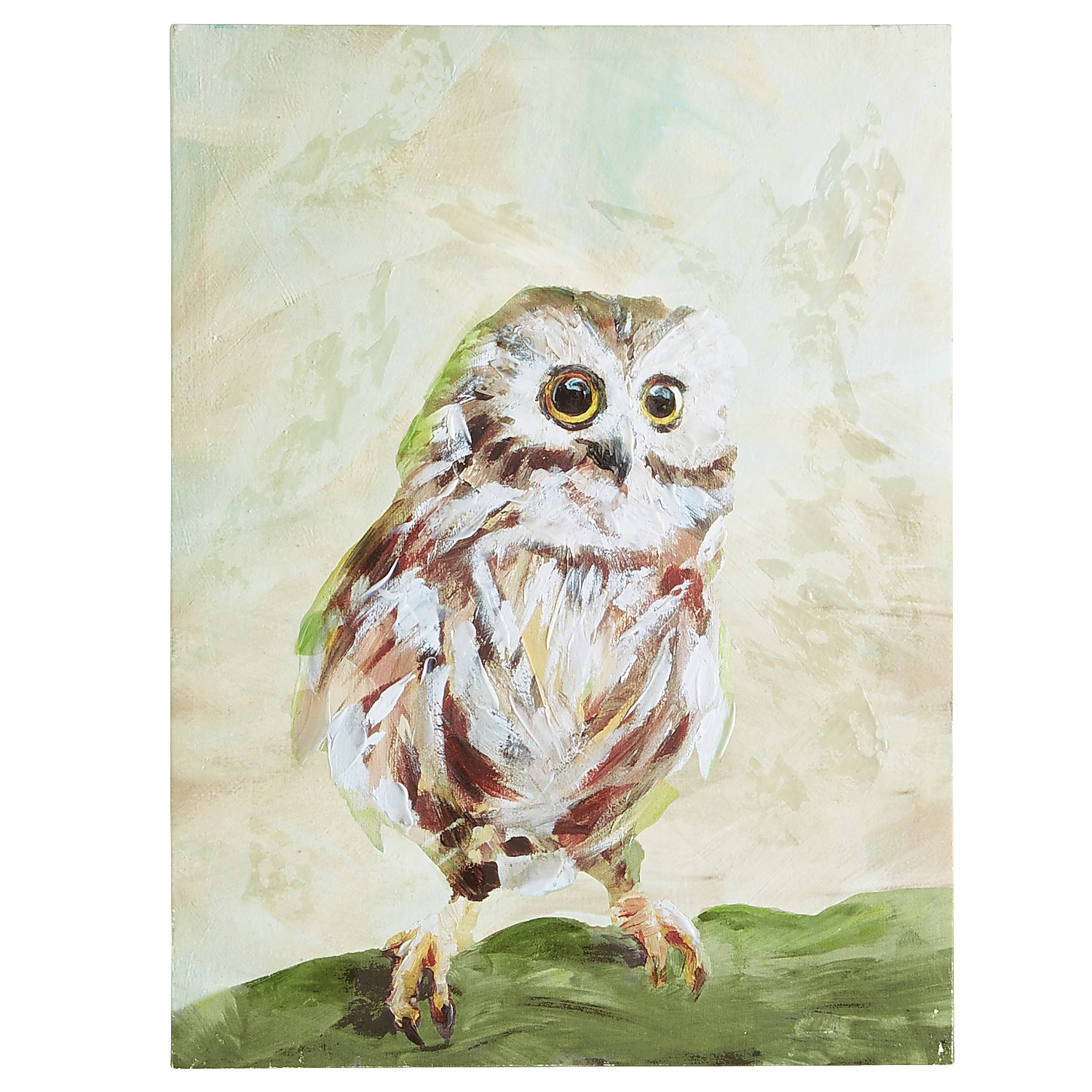 variation thumbnail of Thoughtful Owl Art