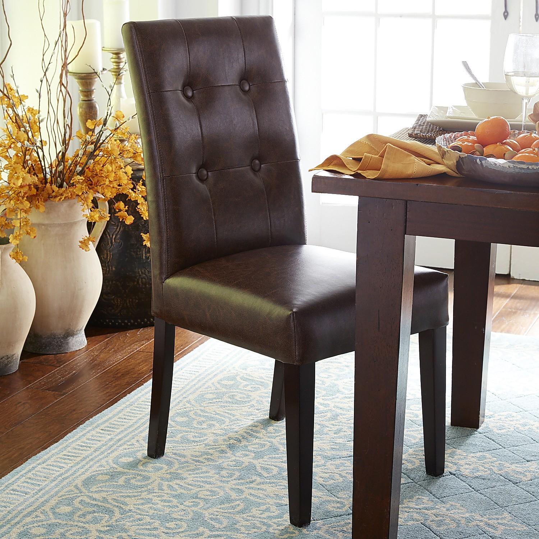 Mason Dining Chair - Coffee