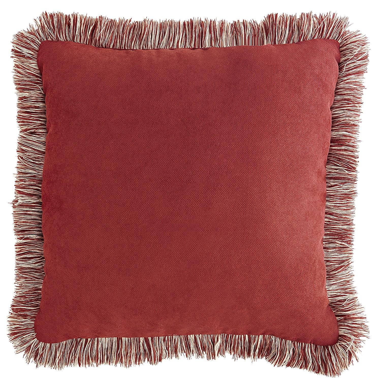 Calliope Monogram Pillow - Spice Ampersand