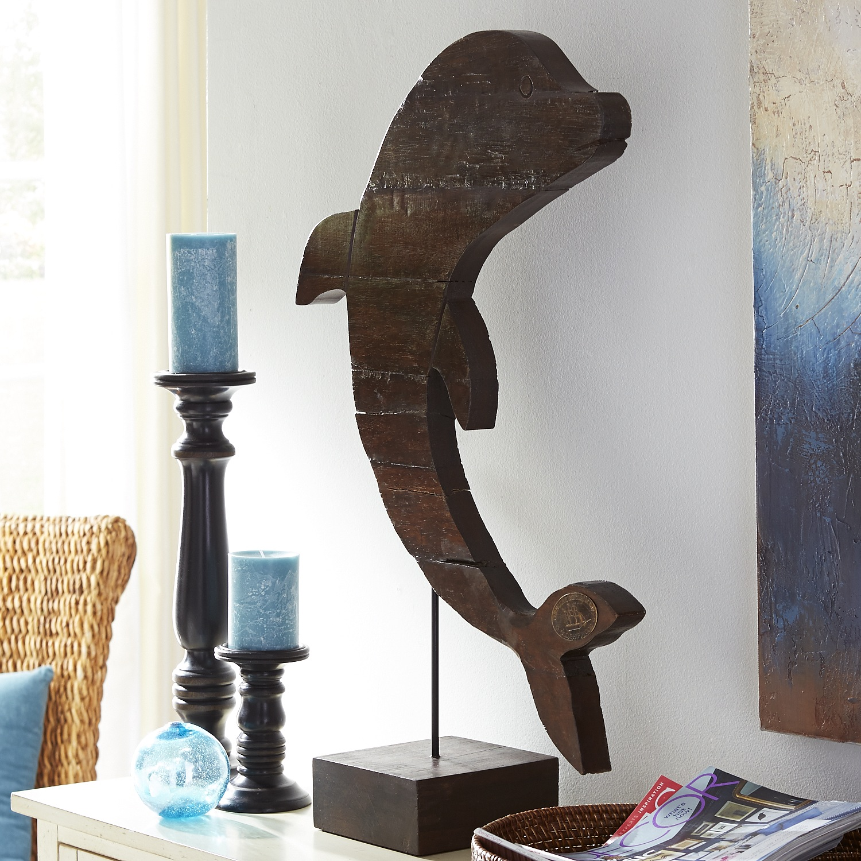 Ship Wood Dolphin