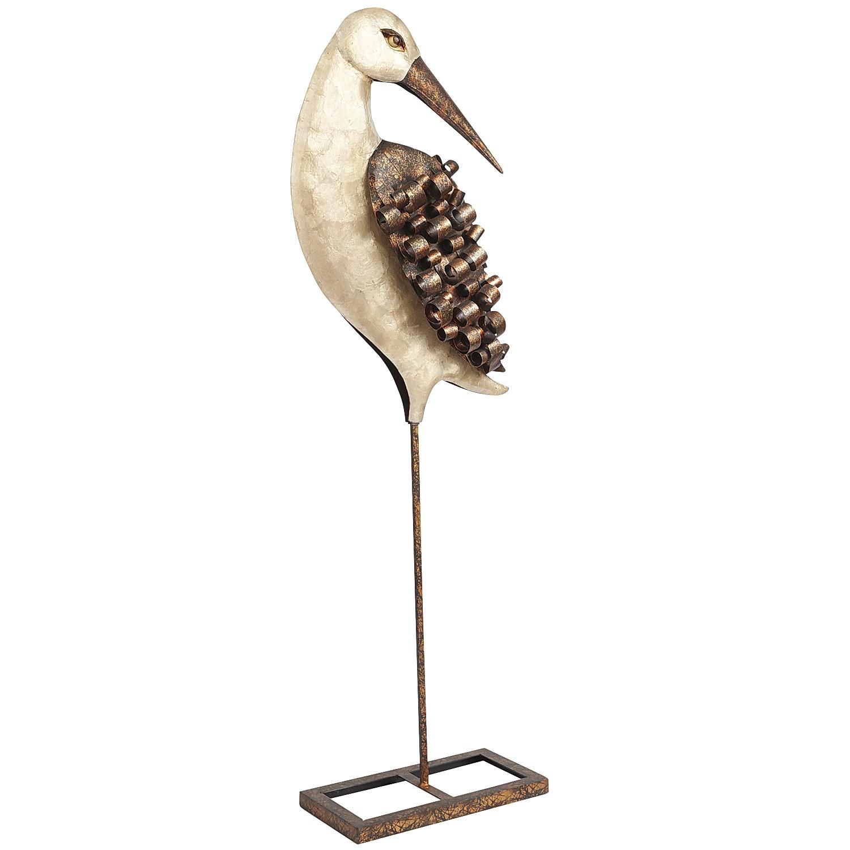 Capiz Crane - Head Back