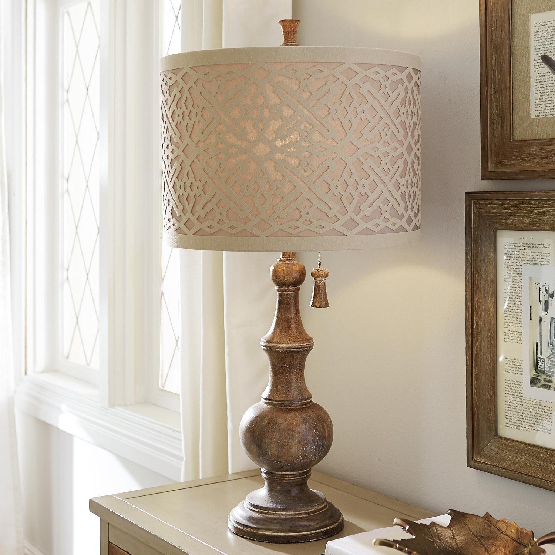 Kuba Table Lamp