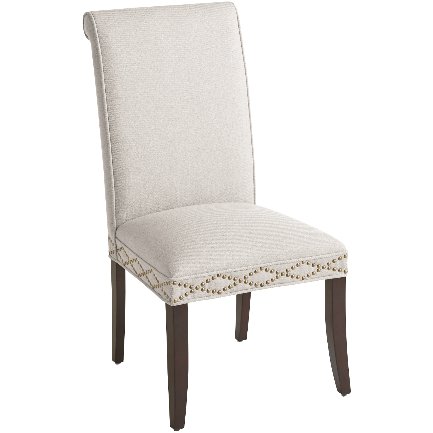 Angela Deluxe Dining Chair - Ivory