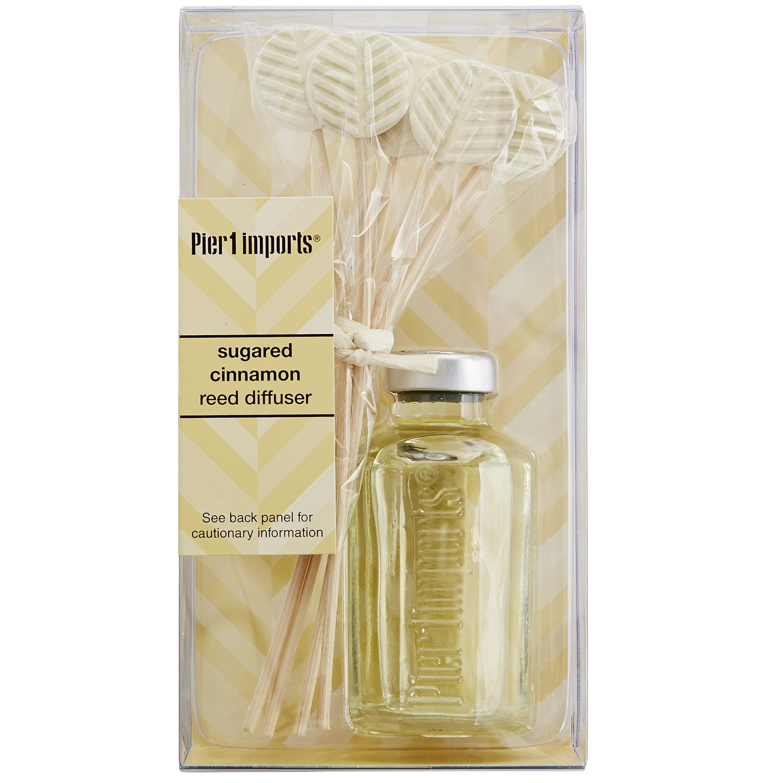 Sugared Cinnamon Mini Reed Diffuser