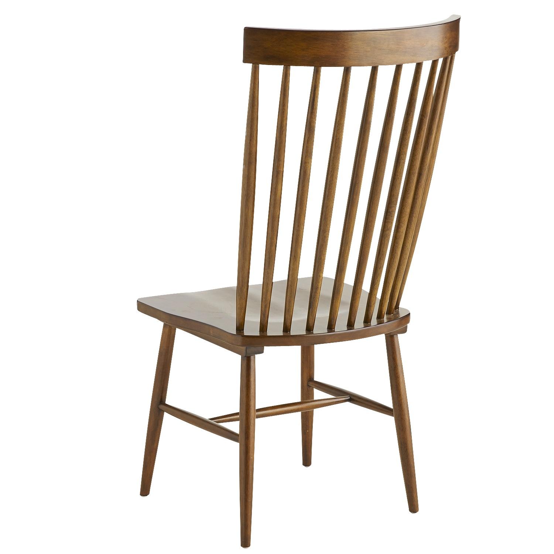 Marcel Pecan Brown Dining Chair