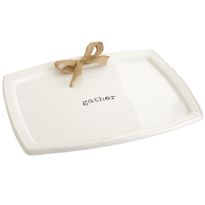 Hostess Gather Serving Platter