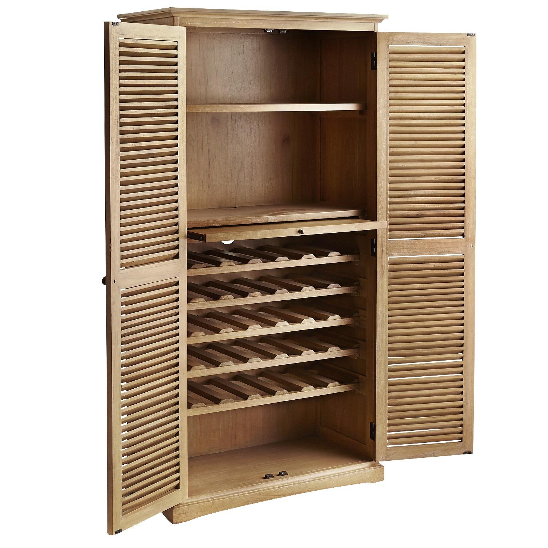 Plantation Bar Cabinet