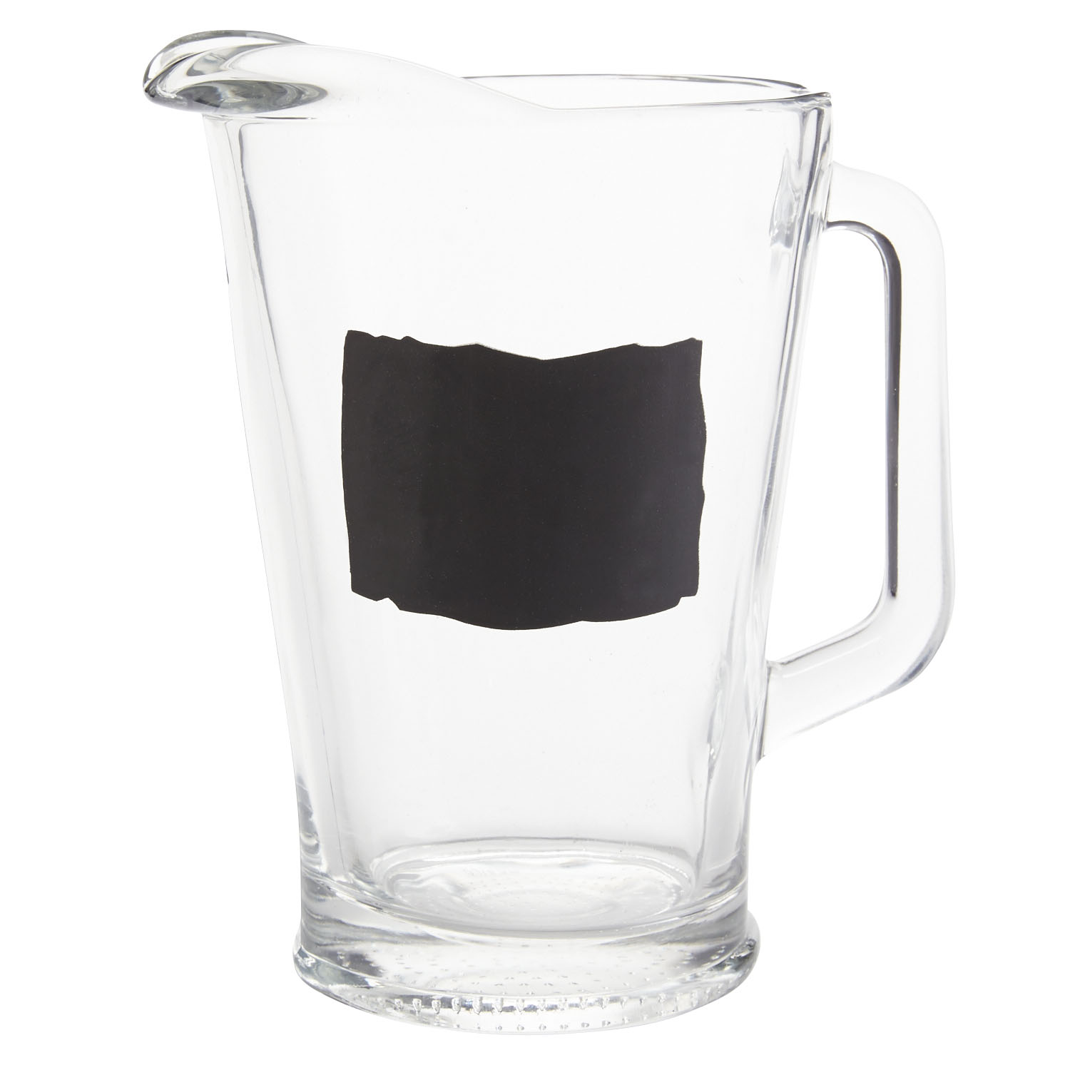 Chalk Note Pitcher