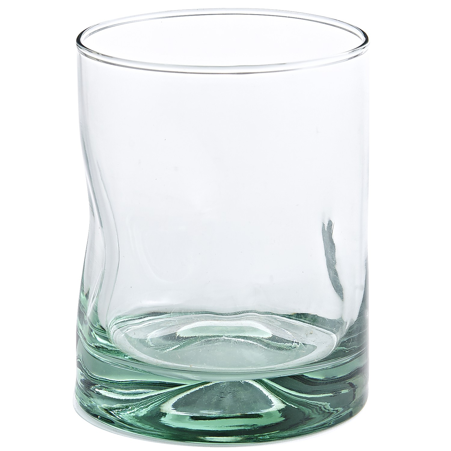 Impressions Glass Short Tumbler - Green