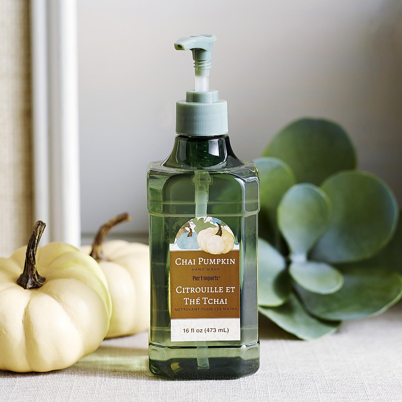 Chai Pumpkin Hand Wash