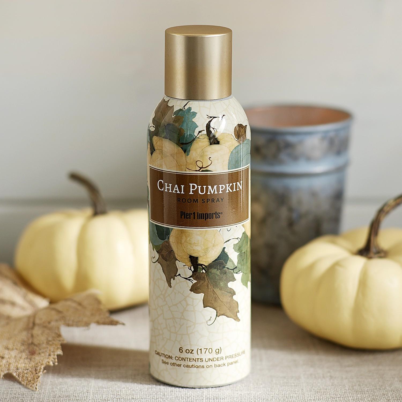 Room Spray - Chai Pumpkin