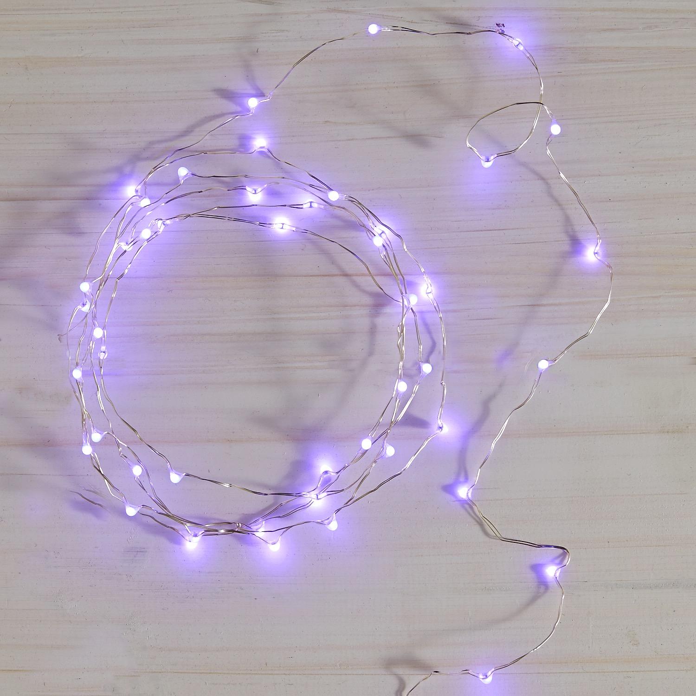 Purple Glimmer Strings® - 10'