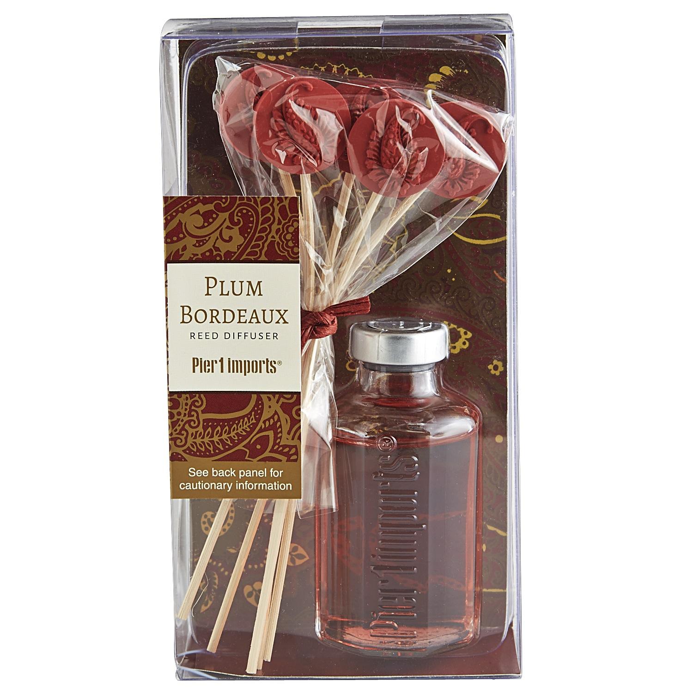 Plum Bordeaux Mini Reed Diffuser