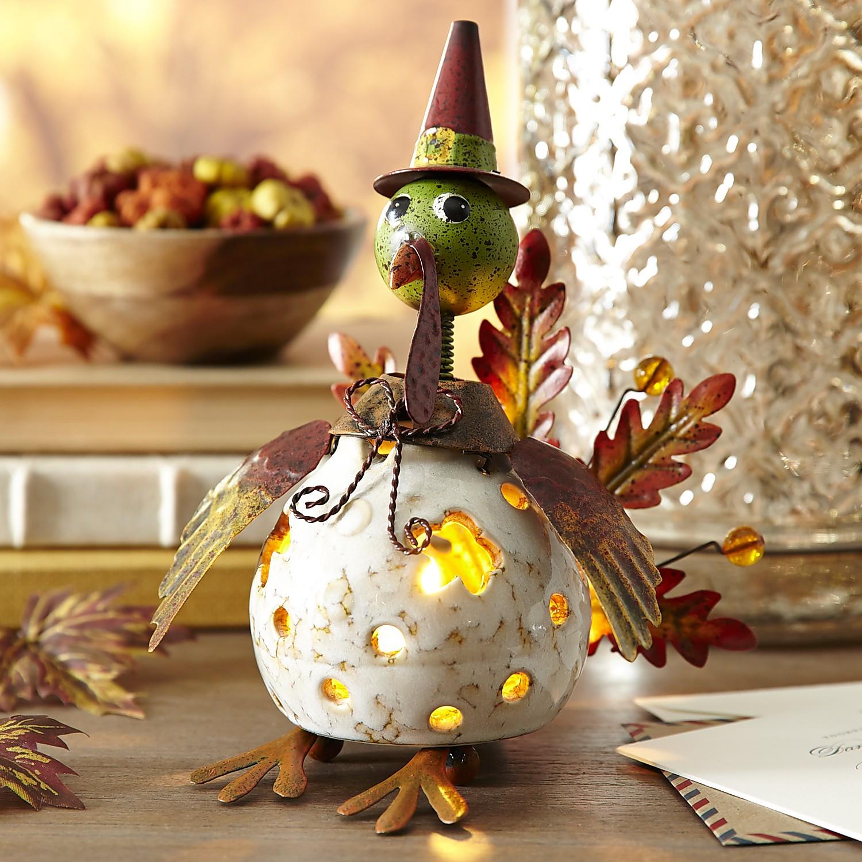 Turkey Tealight Holder