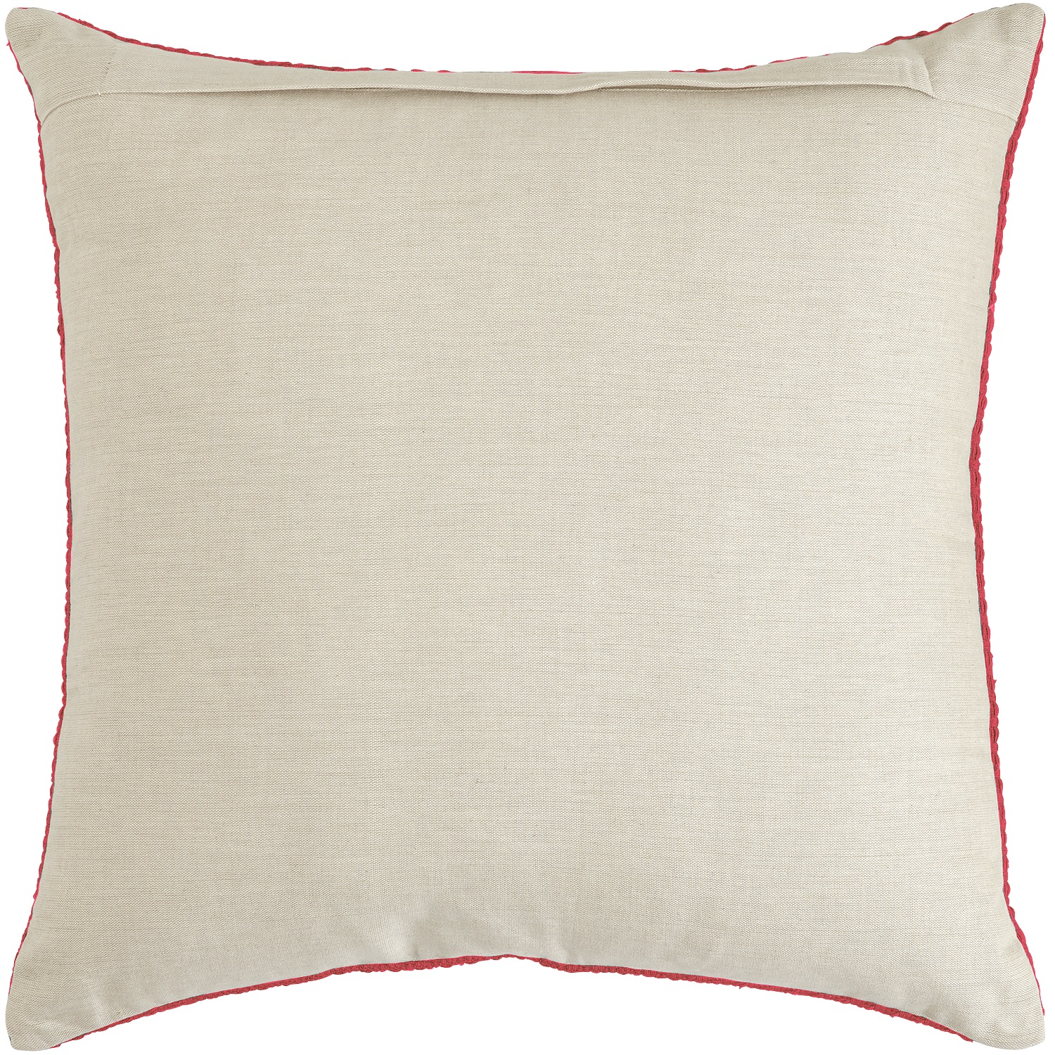 Raleigh Red Pillow