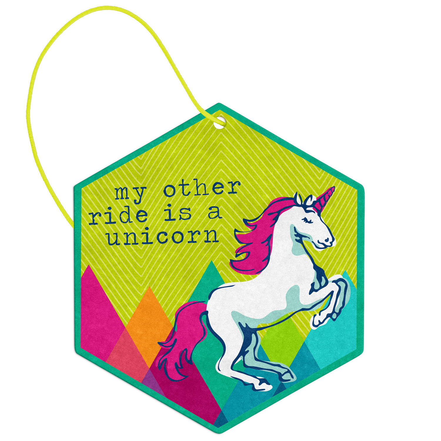 variation thumbnail of Unicorn Vanilla Car Air Freshener
