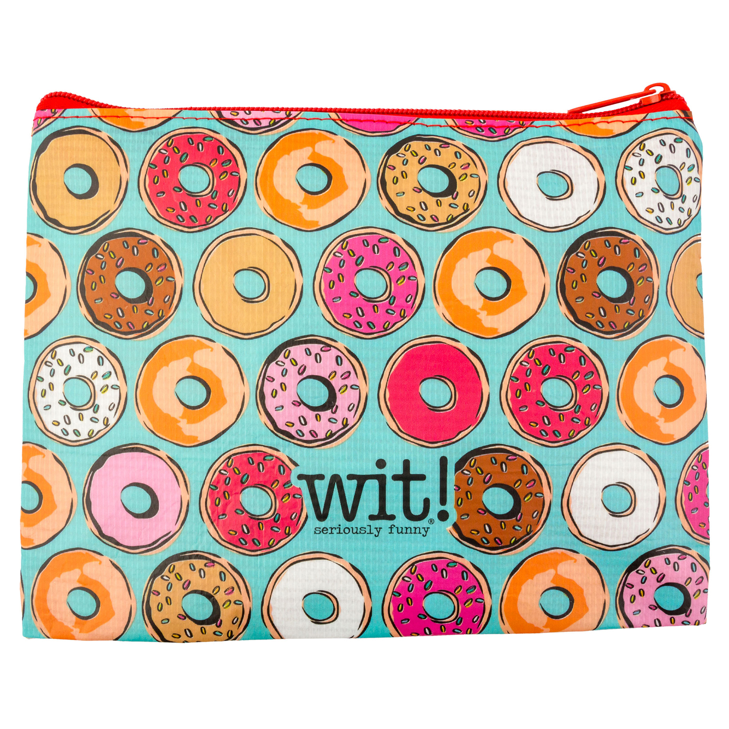 Donuts Carry All Pouch