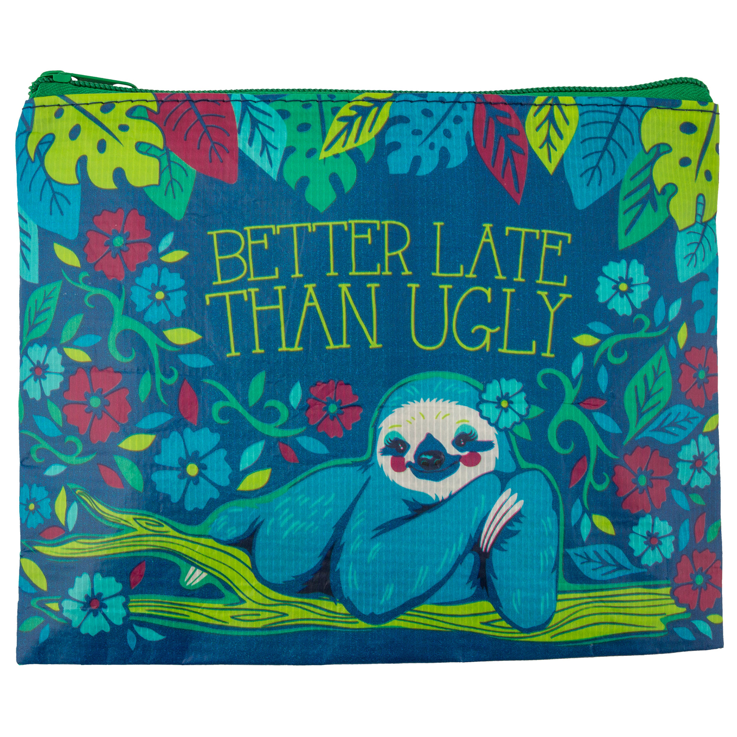 Sloth Carry All Pouch