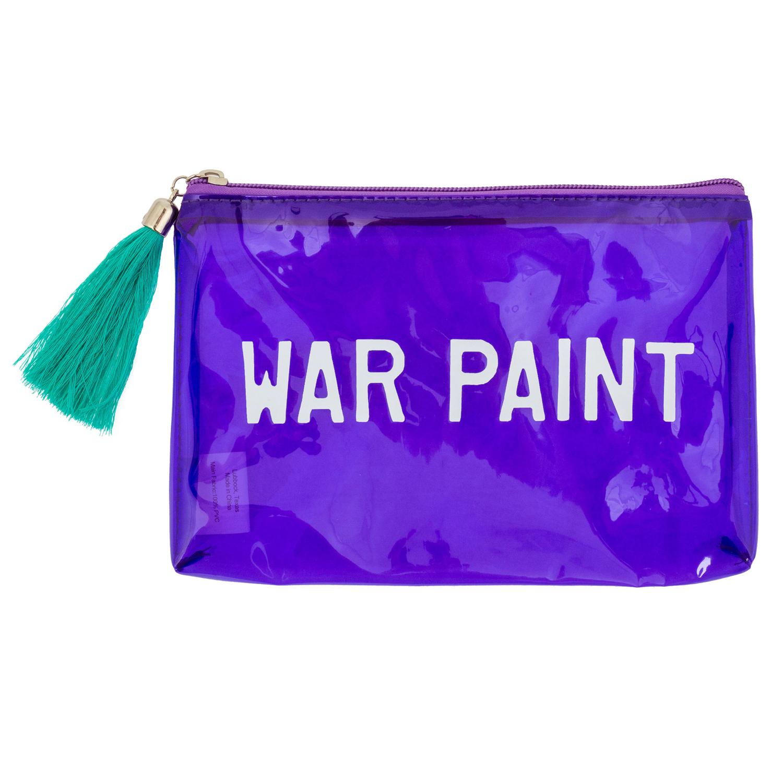 War Paint Carry All Pouch