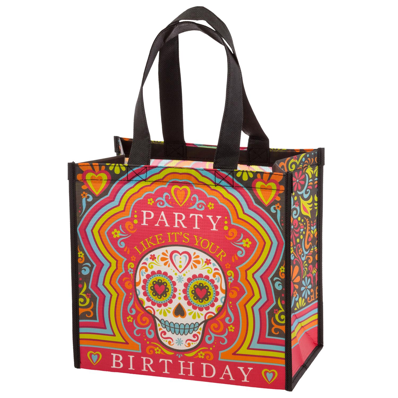 Skull Medium Gift Bag