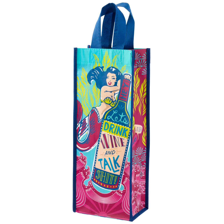 Mermaid Wine Bag