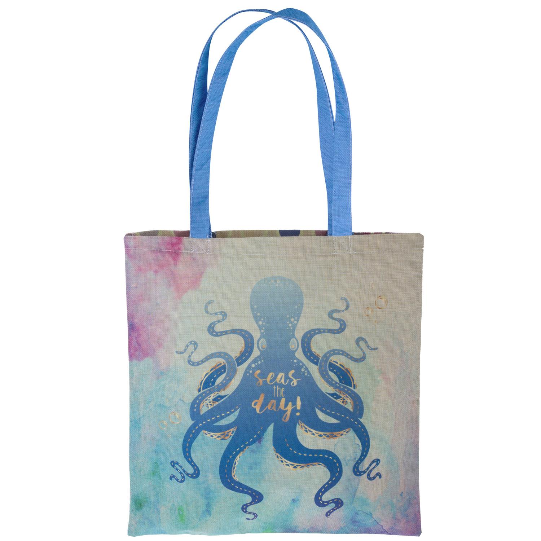 Octopus Market Tote