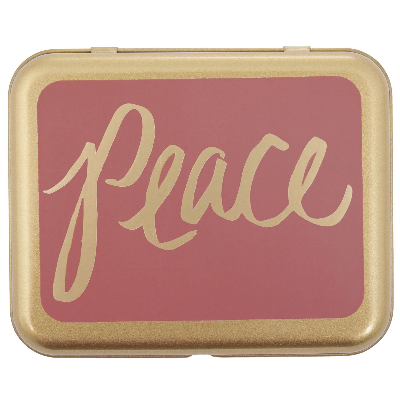 Peace Sentiment Box