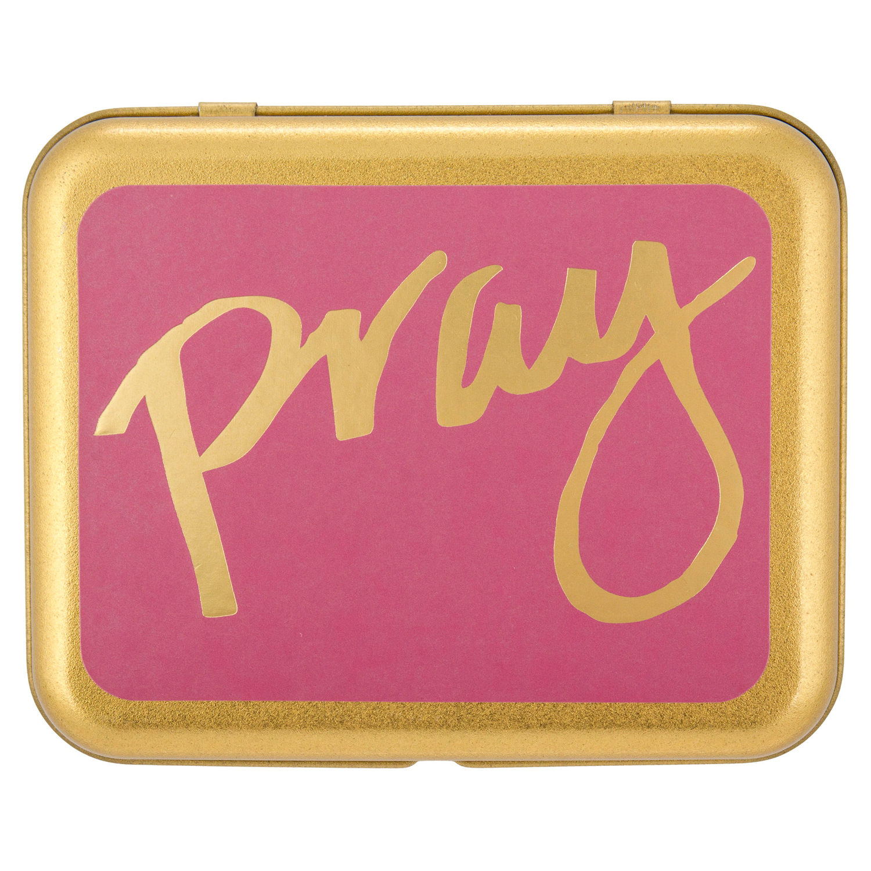 Pray Sentiment Box