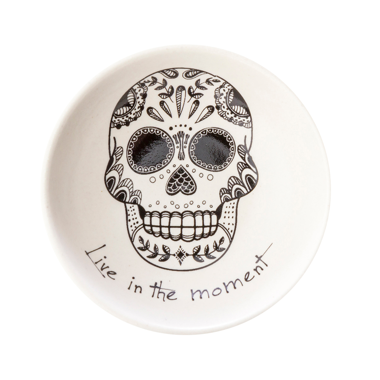 Sugar Skull Ring Bowl