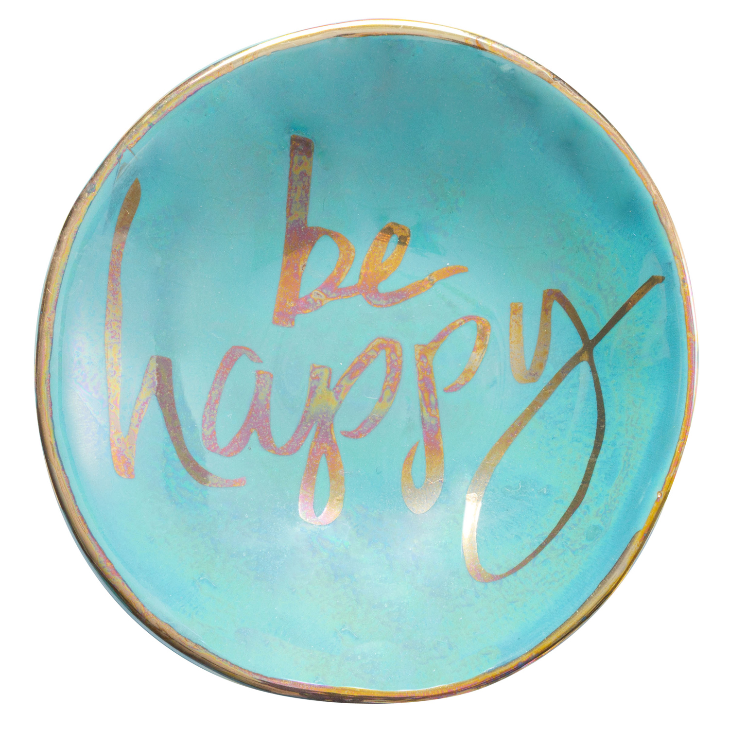 Be Happy Ring Bowl
