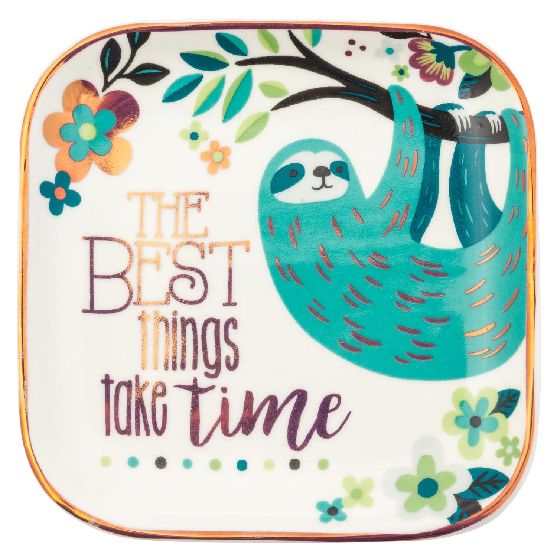 Take Time Trinket Tray