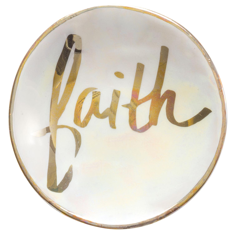 Faith Ring Bowl