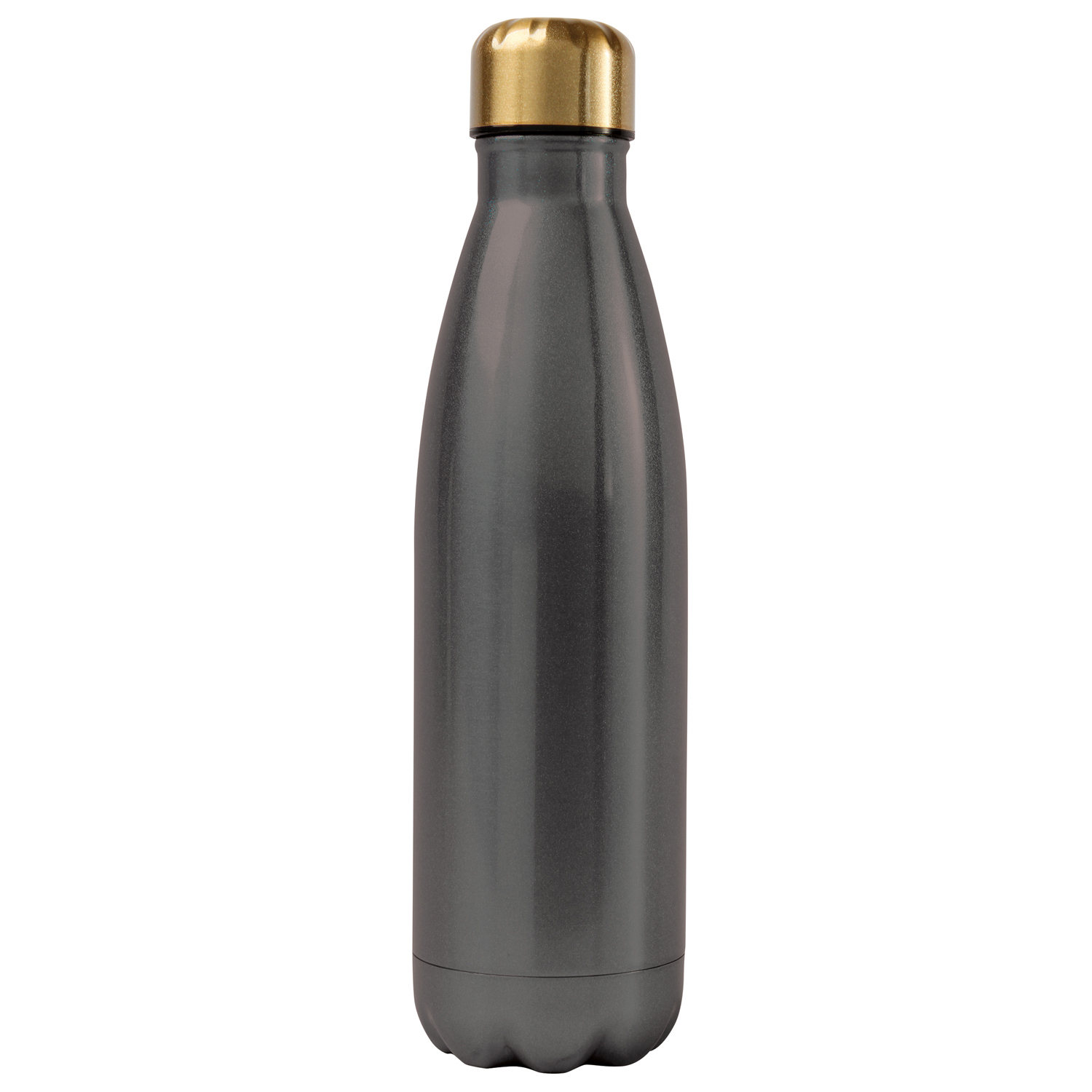 Charcoal Stainless Steel Water Bottle