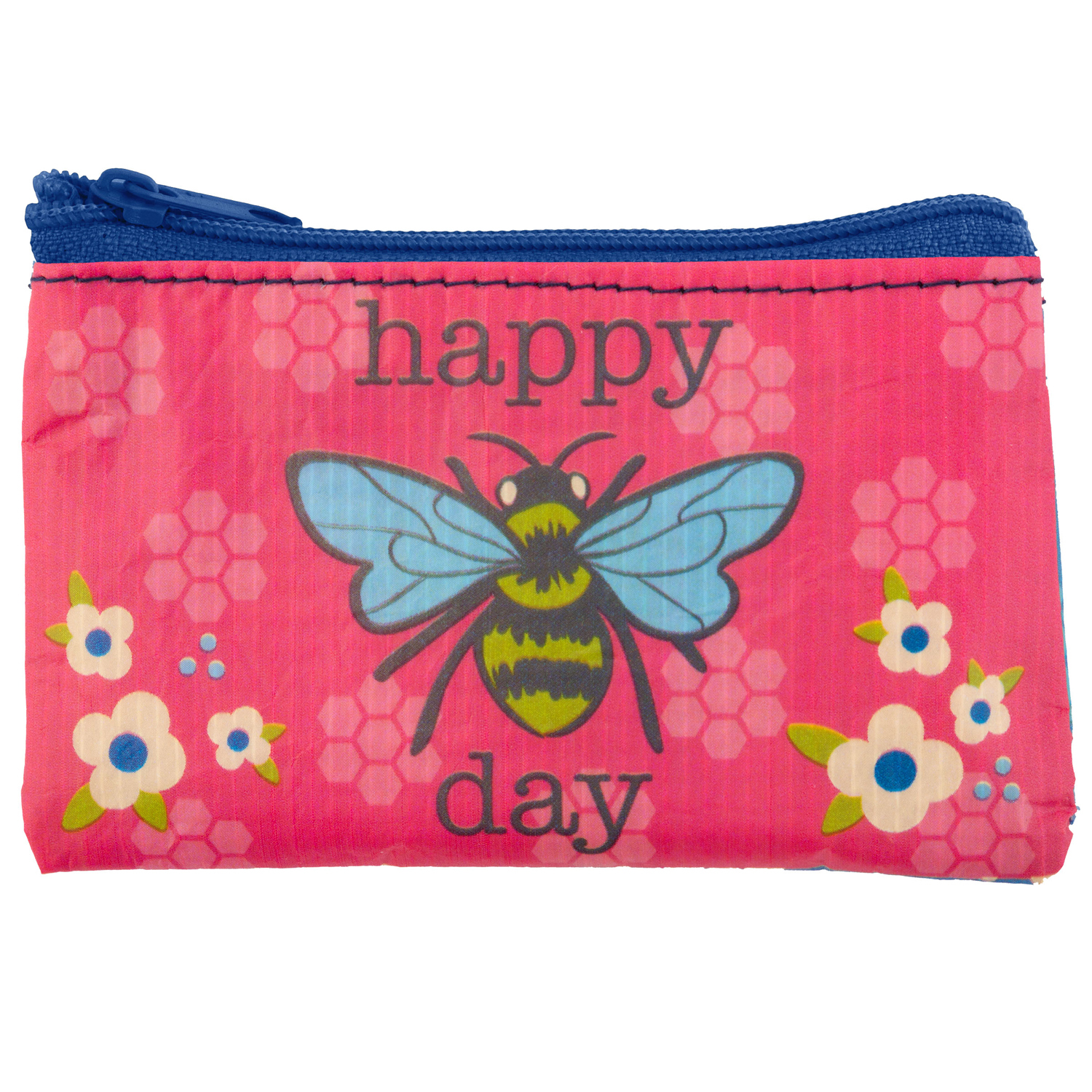 Bee Happy Day Coin Purse