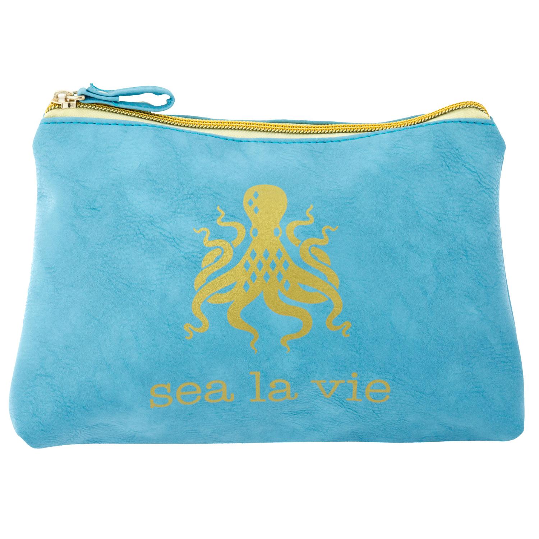 Octopus Cosmetic Bag
