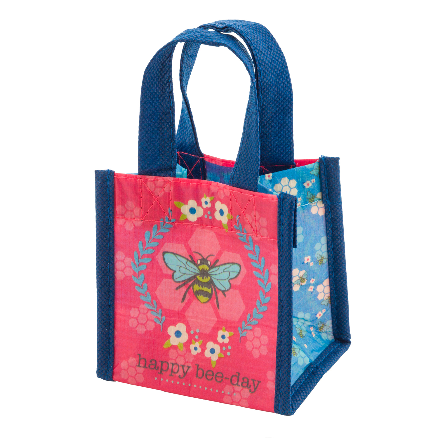 Happy Bee Day Small Gift Bag