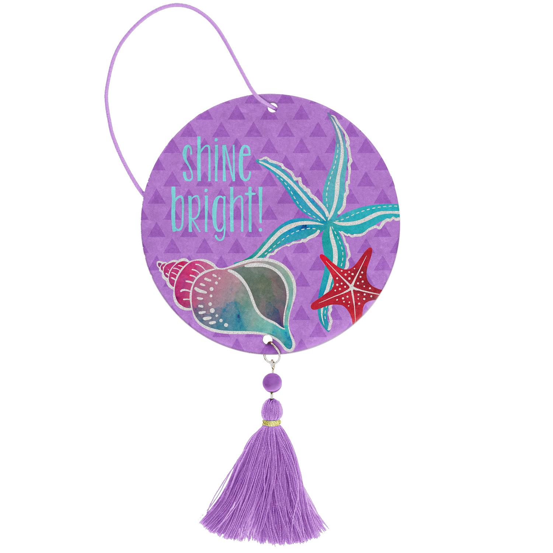 Starfish Lavender Car Air Freshener