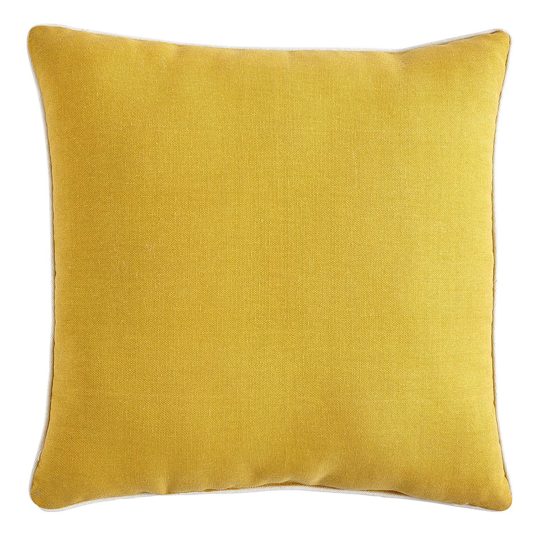 Love Yellow Pillow