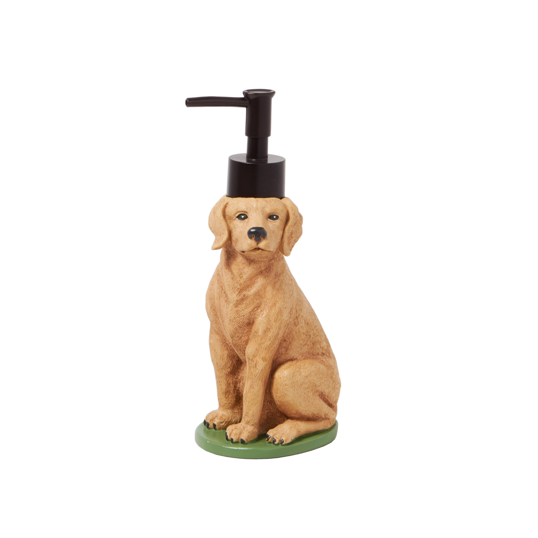 Beach Pup Lotion Dispenser