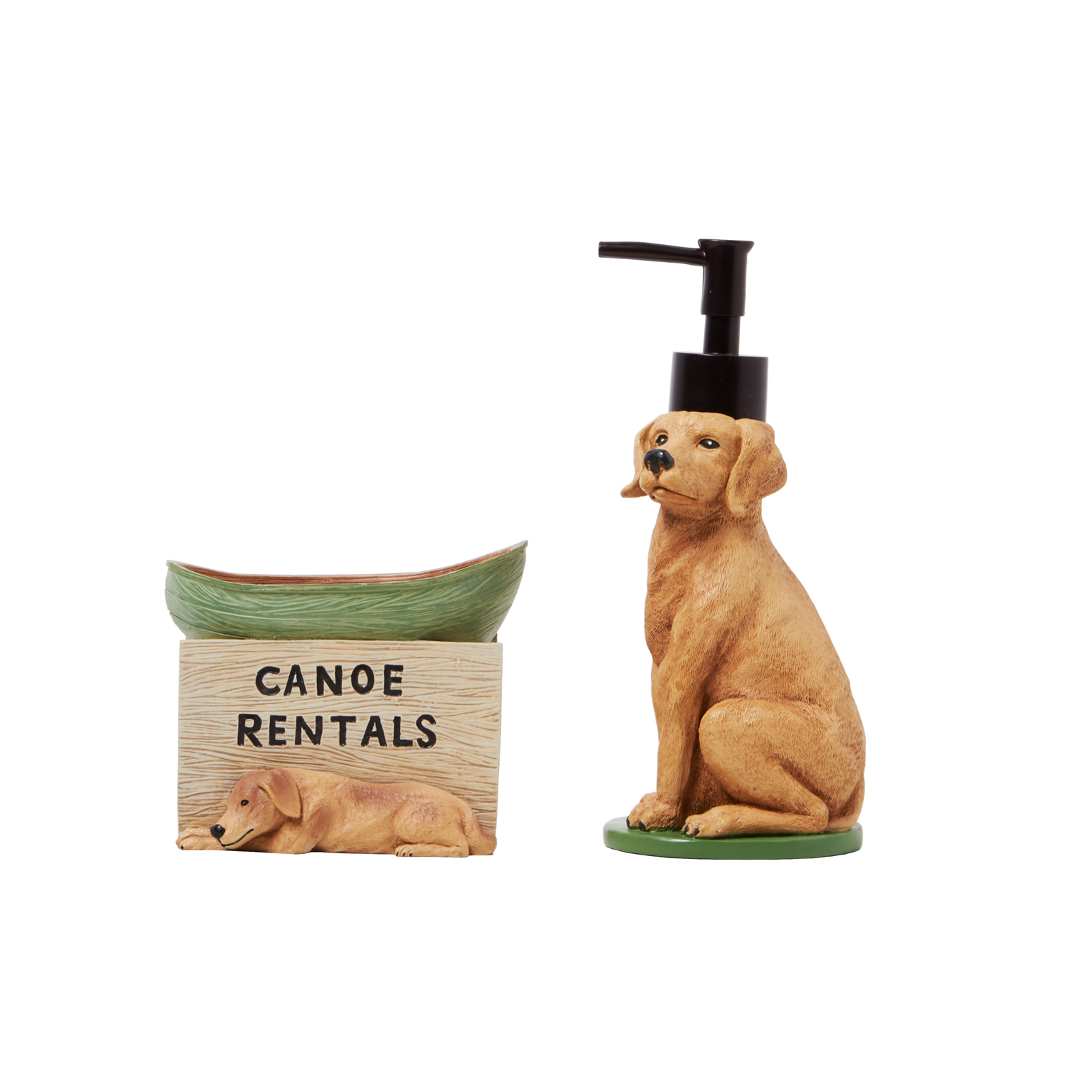 Beach Pup Toothbrush Holder