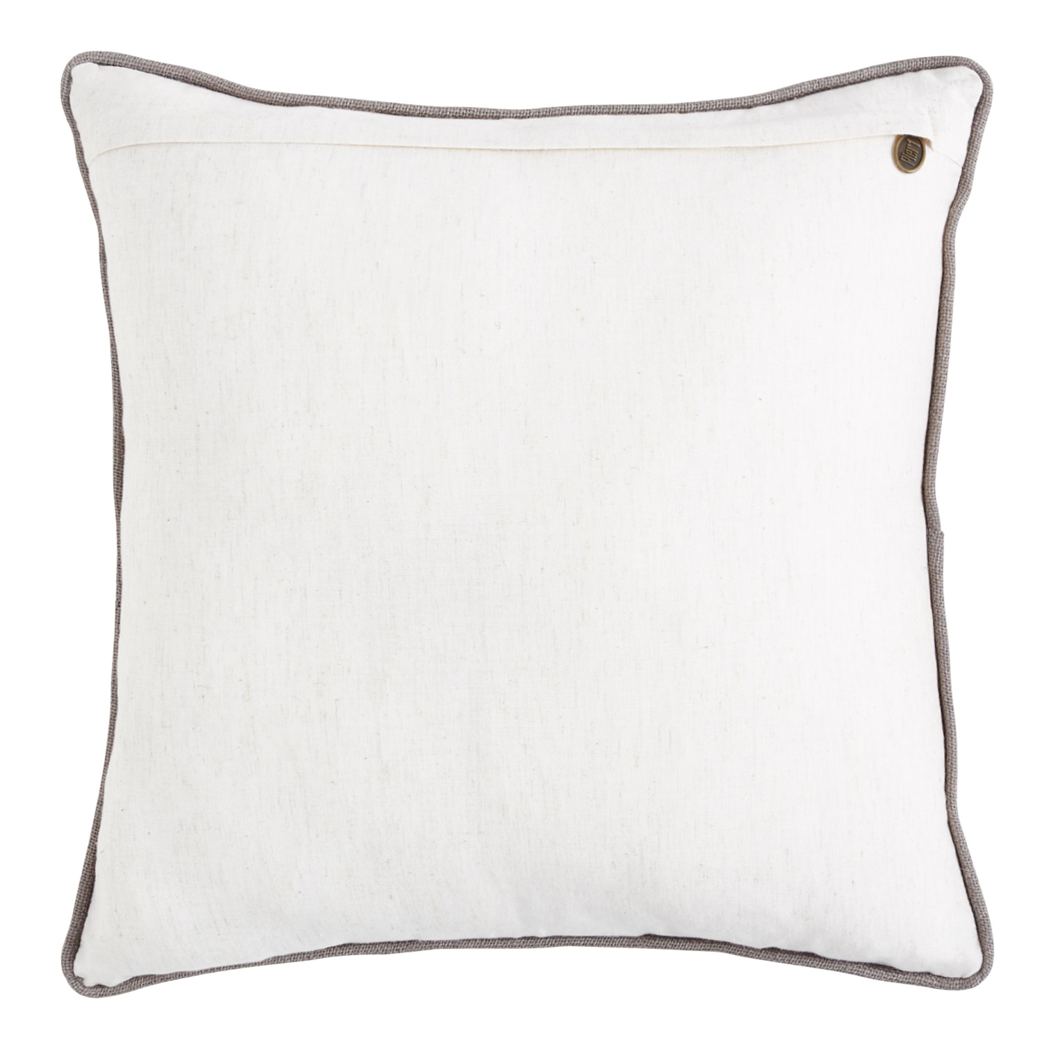 Give Thanks Truck Gray Pillow